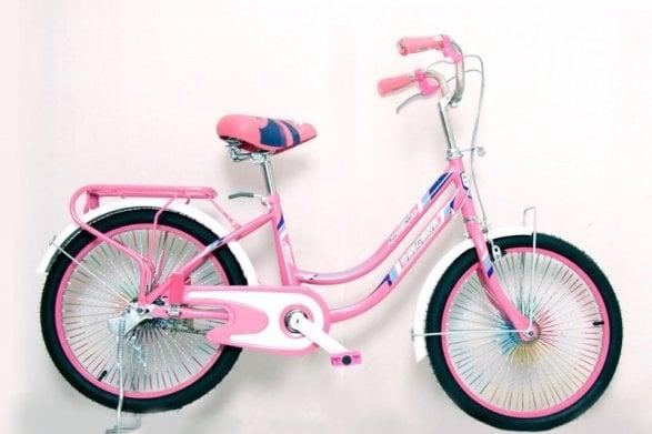 xe đạp thiên nga cho bé vành 20
