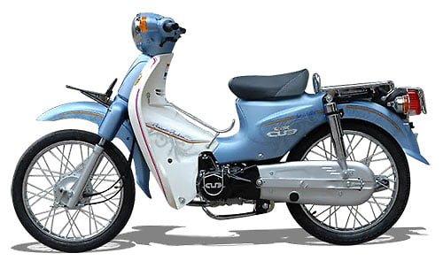 xe máy cub 81 detech