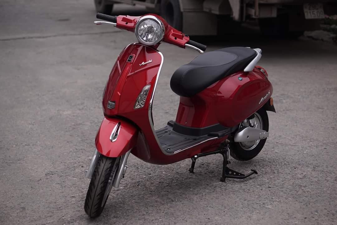 xe máy điện vespa anmshi s