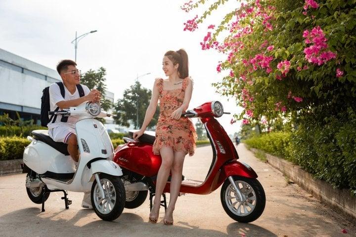 xe máy điện nhập khẩu