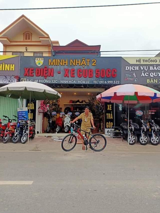 xe đạp thể thao trinx ninh bình