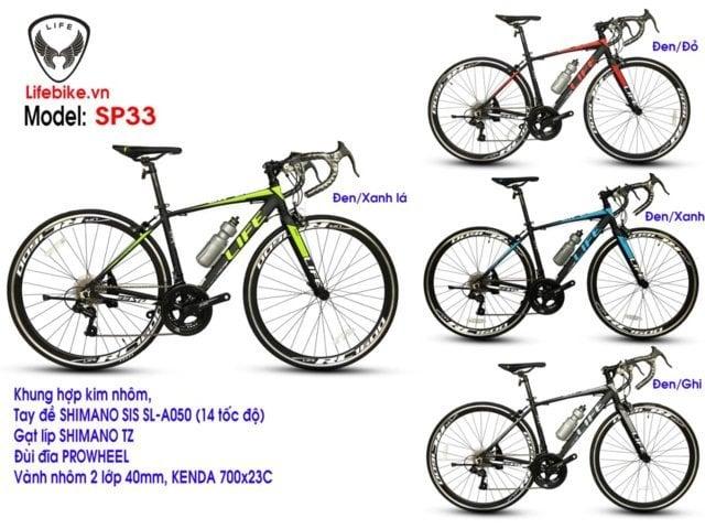 xe đạp địa hình ninh bình