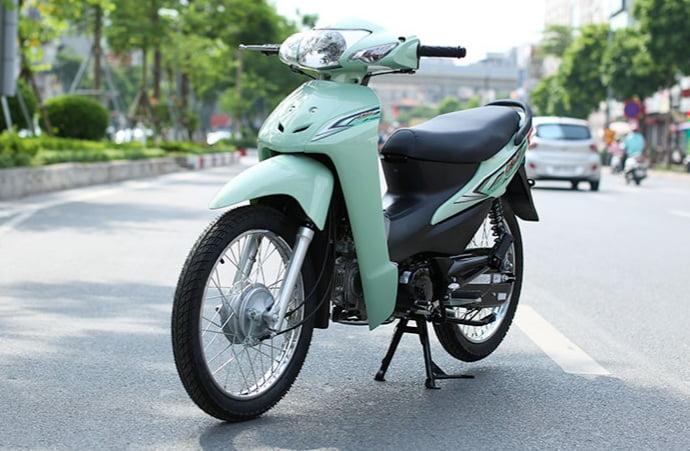 xe máy wave 50cc ninh bình